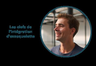 Antoine Noel integration exosquelette