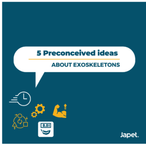 5 preconceived ideas about exoskeletons